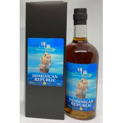 Selected Series Rum no. 2 Dominican Republic