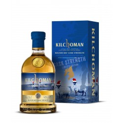 Kilchoman Machir Bay Cask Strenght 58,6% Christmas Limited Edition
