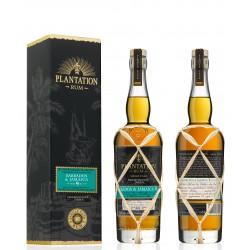 Plantation Single cask Barbados & Jamaica 2011 Paul Mcfadyen 53%
