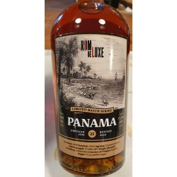 Panama 21 Y Rom de luxe Limited Batch series 57,18%