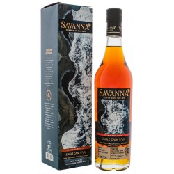 Savanna Single Cask No. 987 Traditionnel 52,7 %