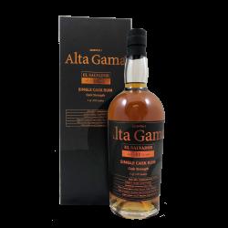 ALTA GAMA ESSENTIA 1 SINGLE CASK RUM EL SALVADOR RUM AGED 11 YEARS 66%