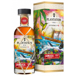 Plantation Extreme N°4 Jamica Long Pond ITP 25 Years 1995 62,6%