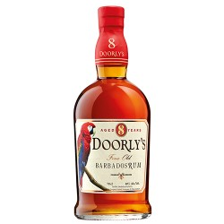 DOORLY'S FINE OLD 8 year Barbados