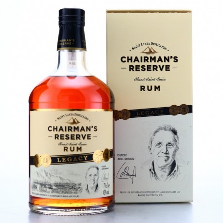 """Chairman's Reserve """"Legacy"""" 43%"""
