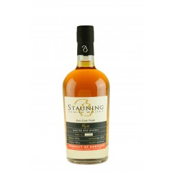 STAUNING - RYE RUM CASK FINISH JULY 2019