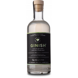 Ginish Alkoholfri Gin, 50 cl, Ish Spirits