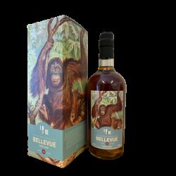 Collectors series Rum no. 3 Bellevue 55,5% Batch 1