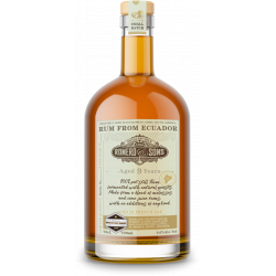 Romero & Sons 9Y Potstill Rum 44% Ecuador