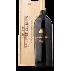 Chateau Bellevue Claribes Bordeaux Supérieur Magnum