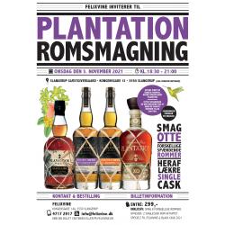 PLANTATION ROMSMAGNING 3. NOVEMBER KL. 18.302021